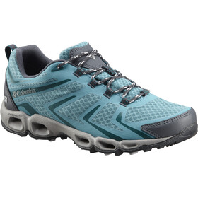 Columbia Ventrailia 3 Low Outdry Shoes Women Pacific Rim/Silver Grey